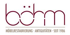 Restaurierung Böhm
